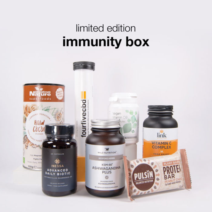 CBD Product Bundle Box